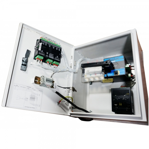 Automatizare pentru generator, trifazata, Stager YA40025F12S 1