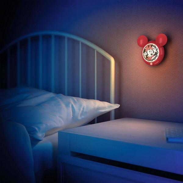 Lampa de noapte,Disney Minnie Mouse,  LED, Philips 1