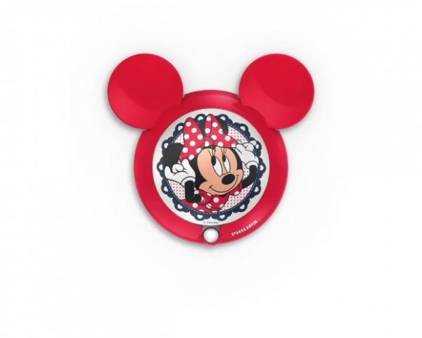 Lampa de noapte,Disney Minnie Mouse,  LED, Philips 0