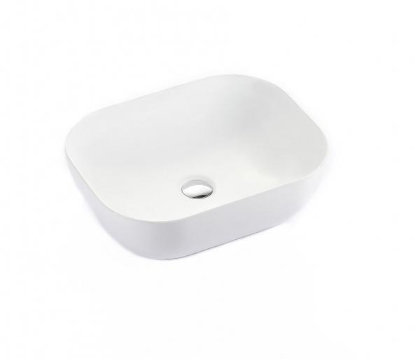 Lavoar baie din ceramica, montare pe blat, Helen Foglia 0