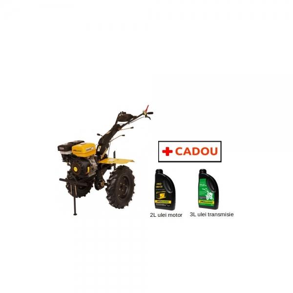 Motosapa HS 1100-16, 16CP, benzina + Cadou ulei motor si ulei transmisie 0