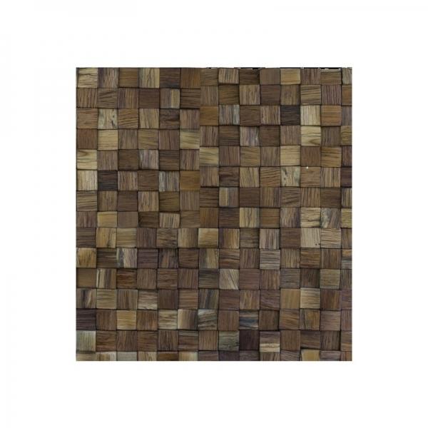 Mozaic patrat BRONZE, 30 X 30, Dalet 0