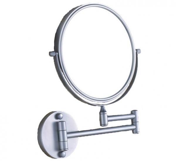 Oglinda cosmetica pentru baie, culoare crom , Foglia 0