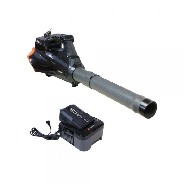 Set Redback suflanta frunze EA460 120V + acumulator Li-Ion EA20 120V/2Ah + incarcator EC130 120V/1A