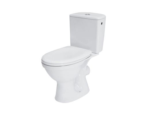 Vas wc Eva duobloc  cu capac soft close inclus 0